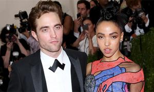 Robert Pattinson đã lặng lẽ chia tay vị hôn thê FKA Twigs