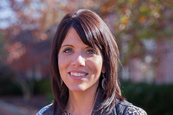 Melissa Ohden.