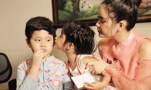 Con gái Xuân Lan đòi hôn con trai Trương Quỳnh Anh