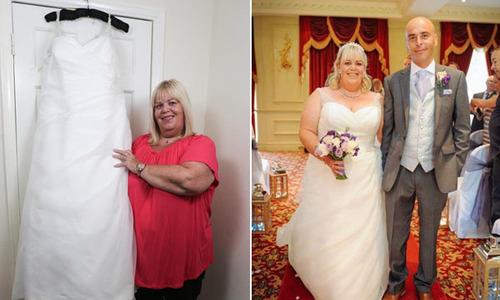 Bỏ nhau sau kỳ trăng mật, cô dâu rao bán váy cưới