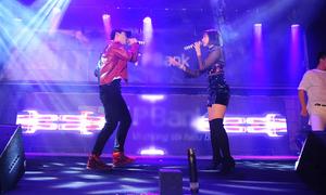 Min, Erik đốt cháy sân khấu Hà Nội với hit 'Ghen'