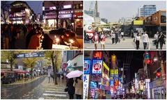 Điểm ăn chơi nổi tiếng ở bốn làng đại học Seoul