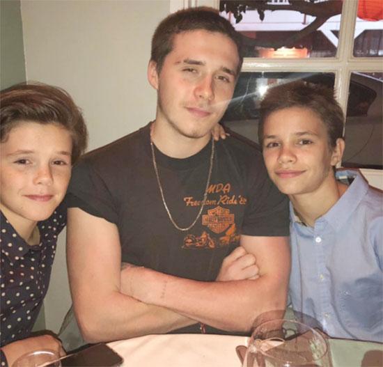 Ba anh em Brooklyn, Romeo và Cruz