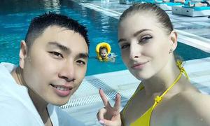 Nổi tiếng vì lấy được vợ đẹp, chàng trai Trung Quốc mở công ty mai mối