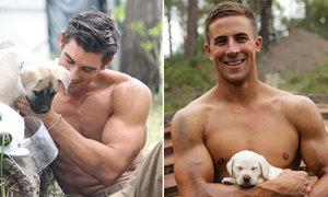 Lính cứu hỏa Australia khoe thân hình 6 múi trong ảnh lịch