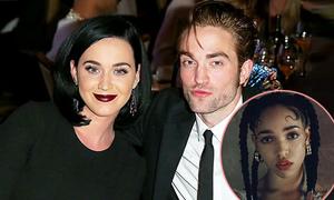 Robert Pattinson được Katy Perry an ủi khi chia tay bạn gái