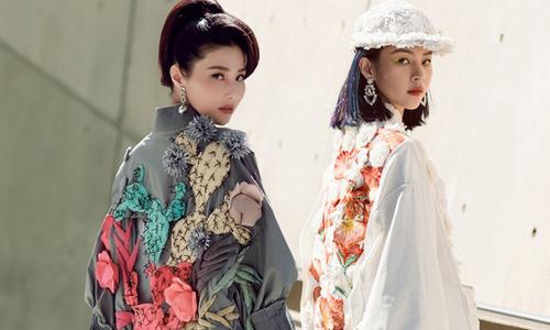 Sao Việt đọ nét cá tính khi tham sự Seoul Fashion Week