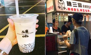 Đến Đài Loan, đừng quên ghé qua 6 hiệu trà sữa 'danh bất hư truyền'