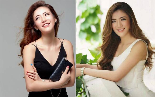 Gần đây, hàng trăm nghìn người dùng mạng khắp châu Á đang thi nhau săn lùng và chia sẻ hình ảnh của một nữ tiếp viên hàng không người Thái Lan.