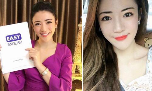 Nữ tiếp viên hàng không Thái gây sốt vì xinh như minh tinh