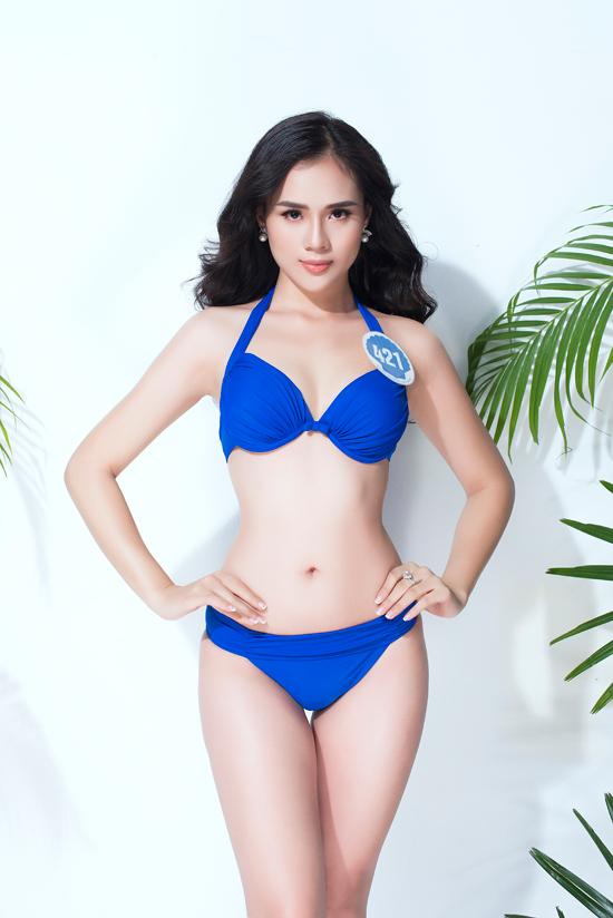 Thí sinh Nguyễn Thị Trang.
