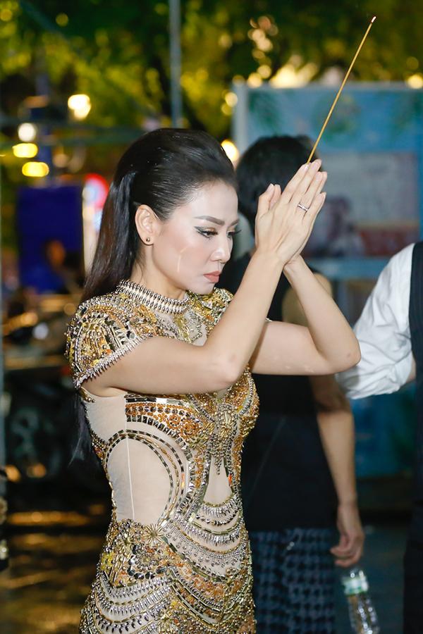 Kết show Fashionology Festival tại phố đi bộ Nguyễn Huệ.