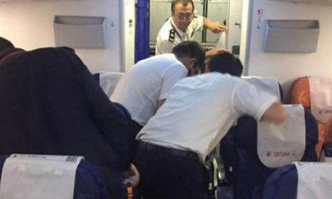Hành khách ghê sợ vì phát hiện hàng trăm con gián trên máy bay