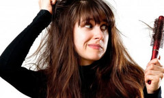 Các loại thực phẩm ngăn rụng tóc mùa hanh khô