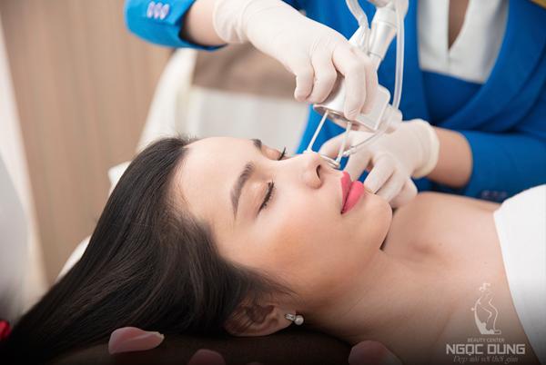 Laser - điều trị các vấn đề về da được nhiều chị em yêu thích tại Ngọc Dung.