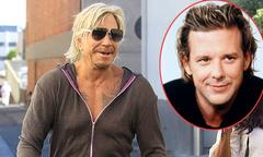 Gương mặt biến đổi không thể nhận ra của tài tử Mickey Rourke