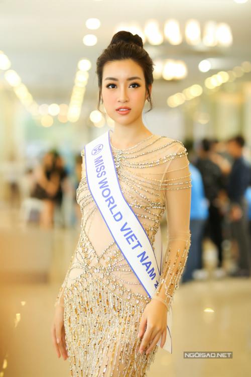 Hiện tại, Hoa hậu Việt Nam 2016 đang có mặt tại\