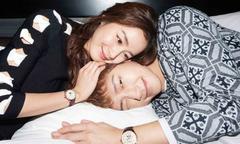 Kim Tae Hee sinh con gái đầu lòng