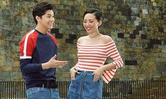 Noo Phước Thịnh, Tóc Tiên diễn ăn ý trong bộ ảnh mới