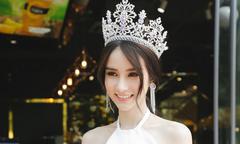 Hoa hậu chuyển giới Thái Lan 2017 đẹp không tỳ vết khi dự event ở Việt Nam