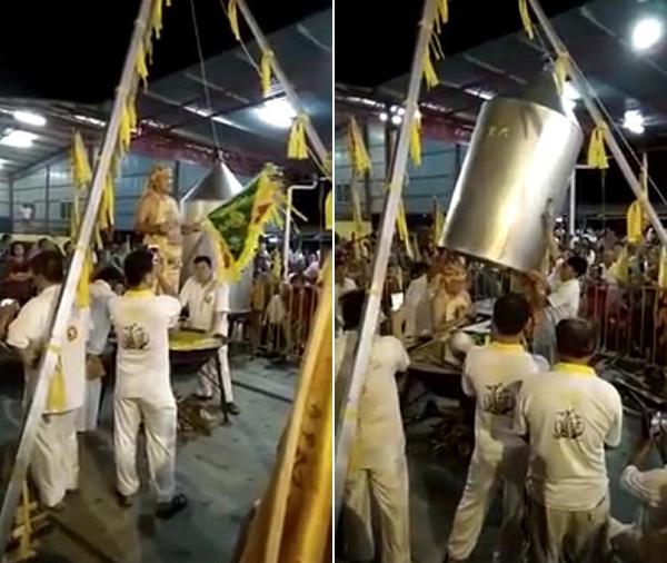 phap-su-malaysia-mat-mang-khi-chui-vao-noi-hap-de-hanh-le