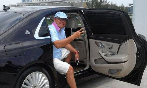 Dàn xế 'khủng' và gia tài nghìn tỷ của chủ tịch Khaisilk