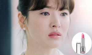 Bóc giá 8 thỏi son hàng hiệu các mỹ nhân Hàn dùng trong phim