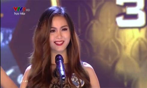 Màn ứng xử gây cười nhất chung kết Hoa hậu Đại dương 2017