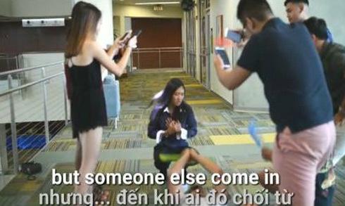 Cô gái gốc Việt cover hit 'Em gái mưa' bằng tiếng Anh