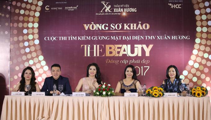 giam-khao-the-beauty-2017-hoan-thien-ve-dep-la-tieu-chi-cuoc-thi-1