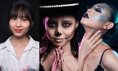 Diễn viên Thiên Thanh gợi ý 2 kiểu hóa trang đi chơi Halloween