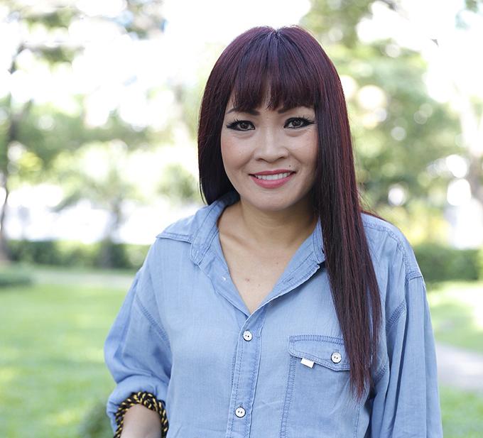 Phương Thanh là khách mời đầu tiên của chương trình Taxi show.