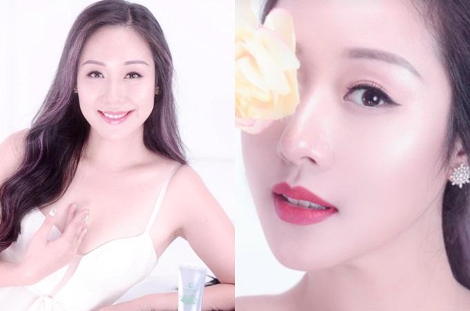 Hoa hậu Ngô Phương Lan luôn rạng rỡ, tự tin mỗi khi xuất hiện. Thêm một chút son hồng dâu tây LOrganic ngọt ngào, rạng rỡ