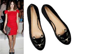 Đôi giày mèo khiến các tín đồ thời trang thế giới mê mẩn