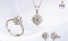 PNJ ưu đãi lớn trong chương trình 'Lễ hội trang sức kim cương'