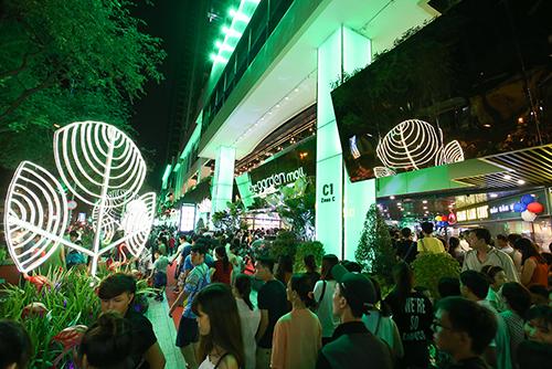 the-garden-mall-nhon-nhip-ngay-khai-truong-6