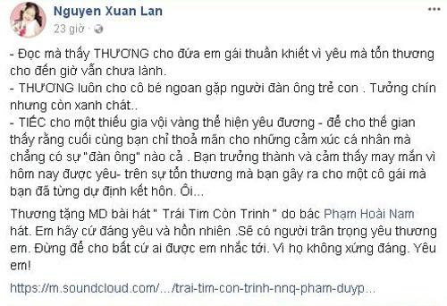 sieu-mau-xuan-lan-tam-su-voi-midu-thuong-co-be-gap-nguoi-dan-ong-tre-con