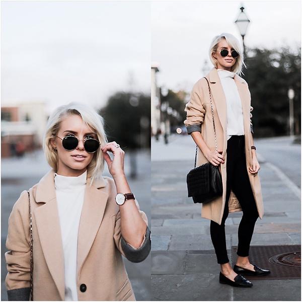 Khi điểm danh những xu hướng thời trang được ưa chuộng ở đầu mùa đông năm nay, không thể không nhắc đến camel coat