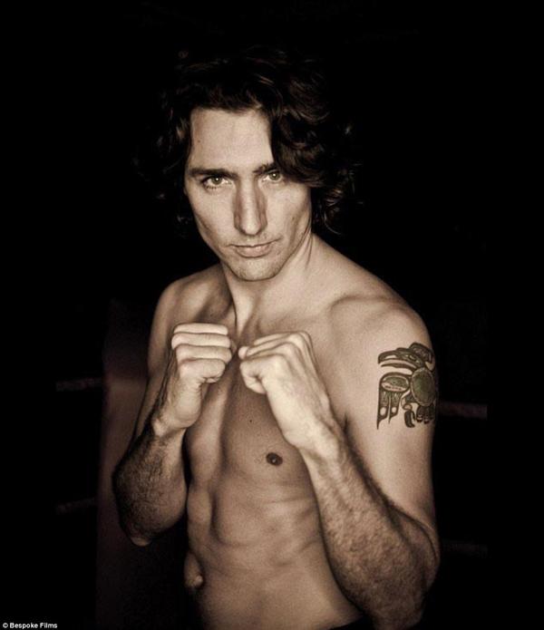 Thủ tướng Canada Justin