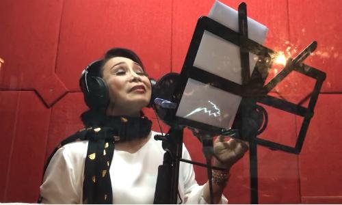 'Em gái mưa' phiên bản cải lương của NSND Bạch Tuyết