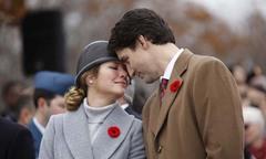 Người vợ tài sắc của Thủ tướng Canada