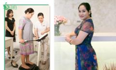 Thạc sĩ tâm lý giảm 13kg trong thời gian ngắn