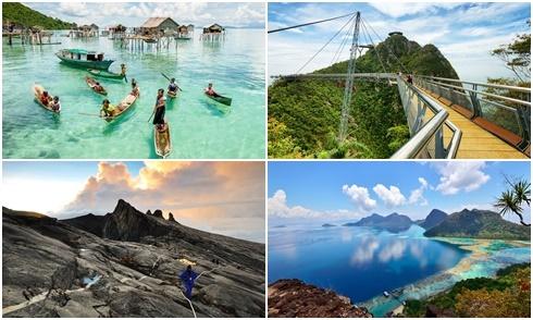 13 bức ảnh khiến bạn muốn xách ba lô đến Malaysia ngay lập tức