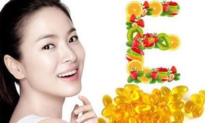 10 lý do vitamin E là 'liều thuốc vàng' cho làn da