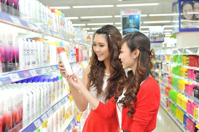 Siêu thị Co.opmart tiếp tục giảm giá cuối tuần