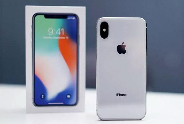 iPhone X chính hãng mã VN/A giá 30 triệu đồng