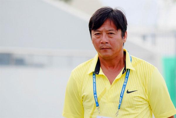 HLV Huỳnh Đức có 9 năm gắn bó với Đà Nẵng. Ảnh: NS.