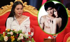 Thủy Tiên kể về mối tình với Ưng Hoàng Phúc và scandal lộ ảnh nóng