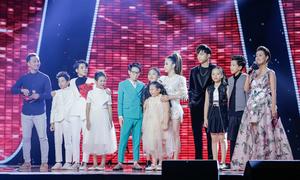 Vòng Bán kết - Giọng hát Việt nhí 2017