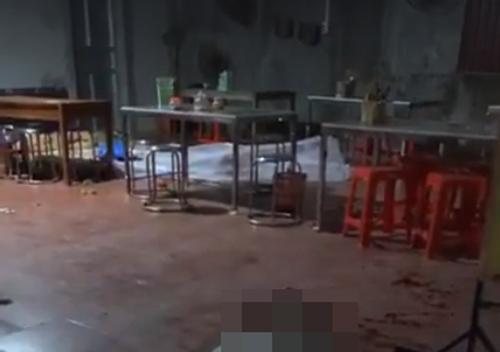 Giết chết nữ chủ quán ăn nhanh rồi tự sát